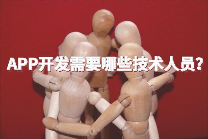 APP開發團隊技術人員組成-晉豐科技